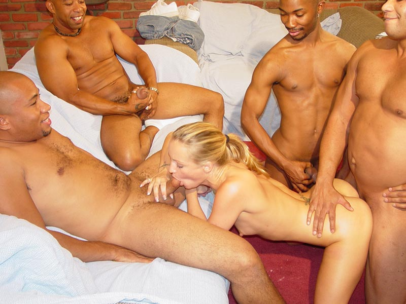 Collage Gangbang 51