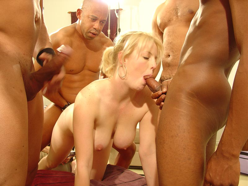 gangbang at work avsugning video